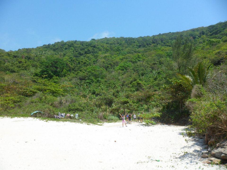 Trilha das Praias Selvagens 2