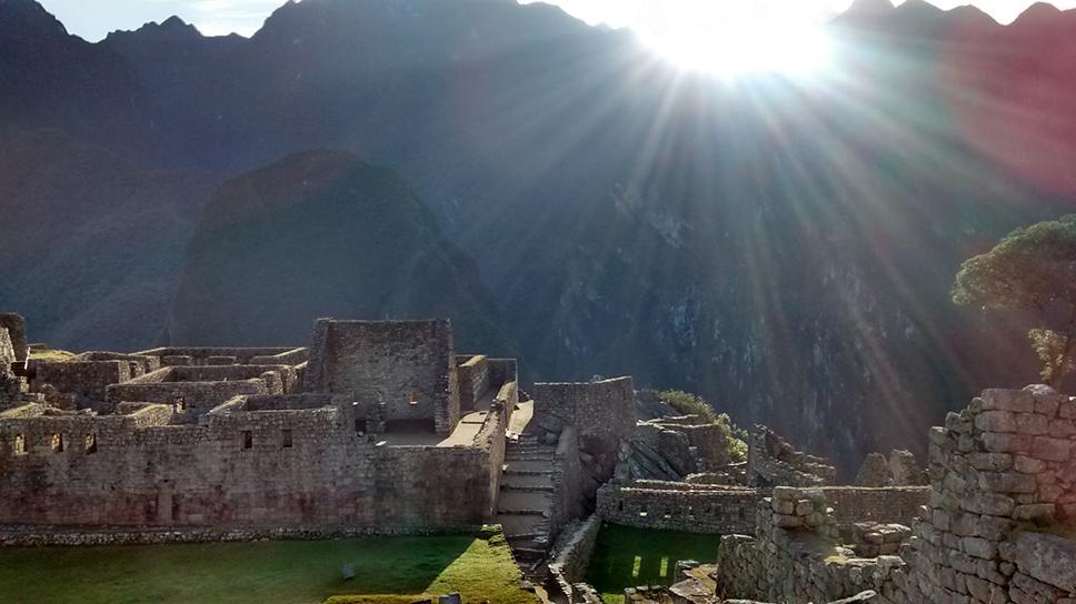 Como visitar Machu Picchu 5