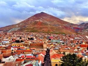 Potosí, a segunda Cidade mais alta do mundo 1