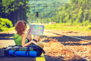 10 Vantagens e 2 Desvantagens de viajar sozinho