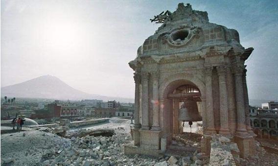 Arequipa, a terra das Múmias, Vulcões e Terremotos