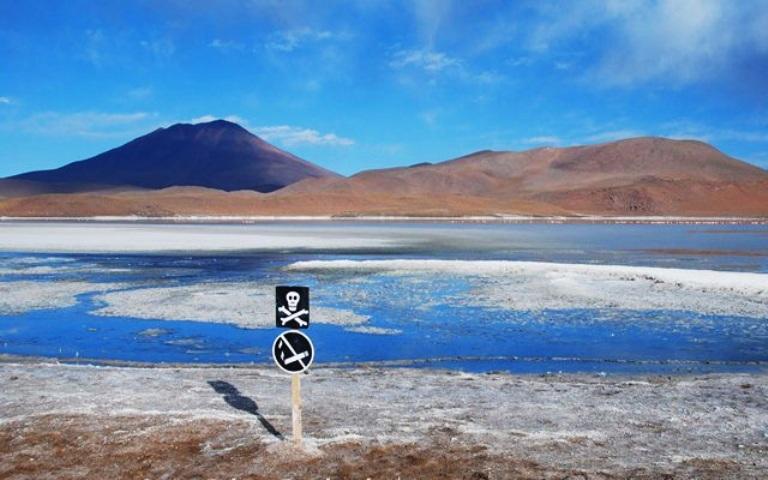 As principais lagunas dos Altiplanos Bolivianos 3