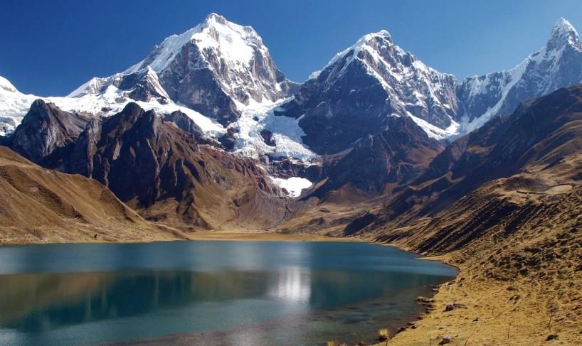 As principais lagunas dos Altiplanos Bolivianos 6