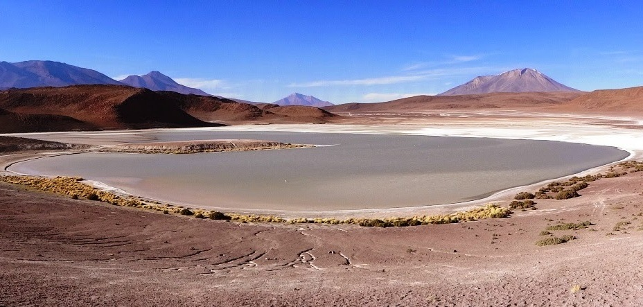 As principais lagunas dos Altiplanos Bolivianos 7
