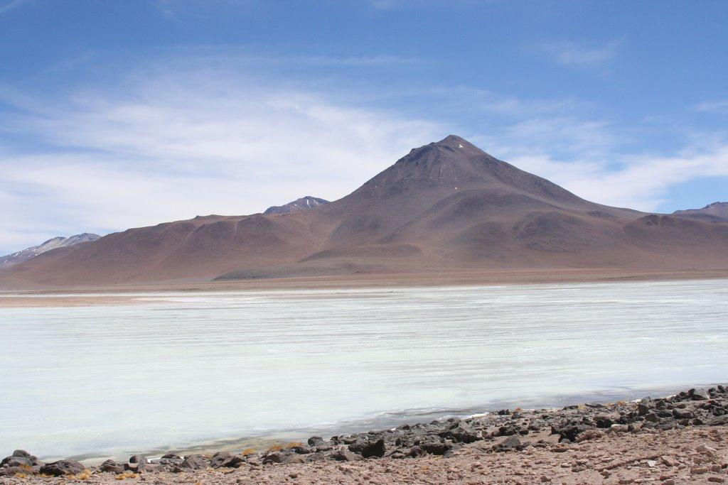 As principais lagunas dos Altiplanos Bolivianos 8