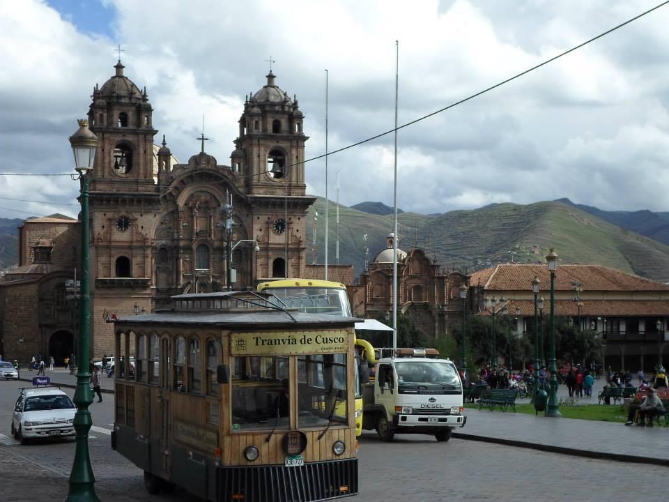 Centro Histórico de Cusco, Peru 1