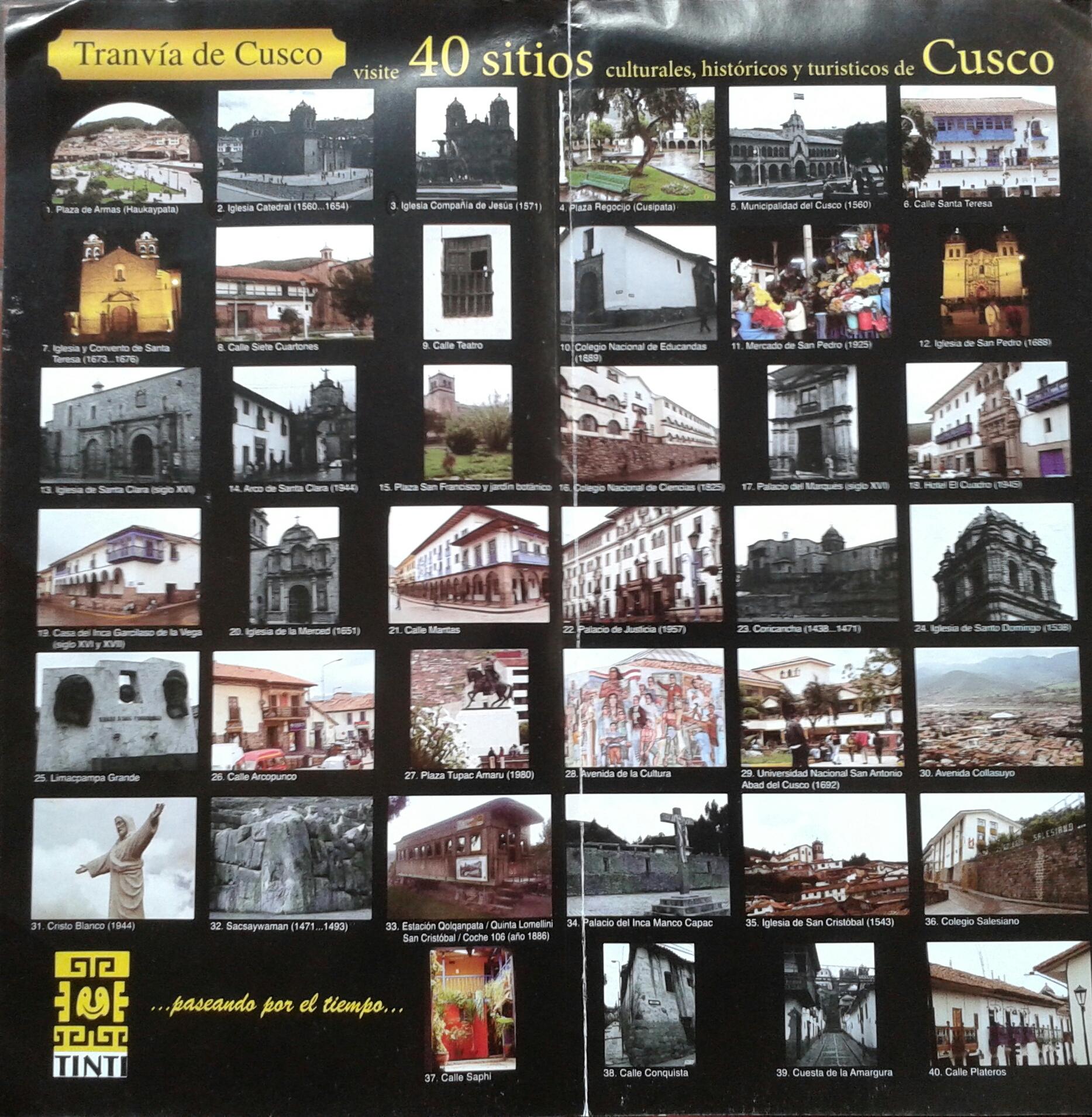 Centro Histórico de Cusco, Peru 5