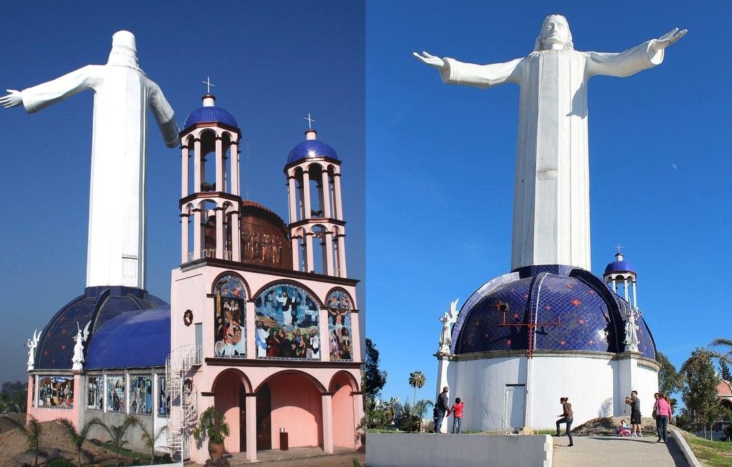 Estátuas de Cristo pelo mundo 9
