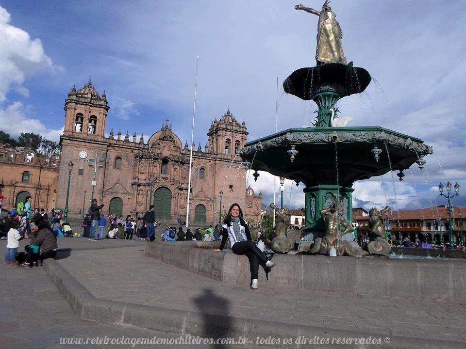 Roteiro a pé no Centro Histórico de Cusco 1