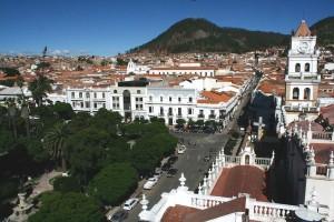 Sucre, Capital da Bolívia 1