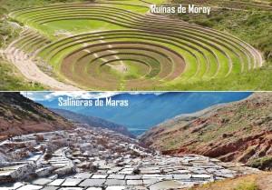 Ruínas de Moray e Salineiras de Maras 1